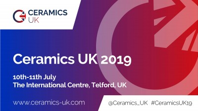 Join Us At Ceramics UK on 10-11th July 2019!