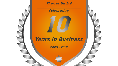 Therser Celebrates 10 Years In Business