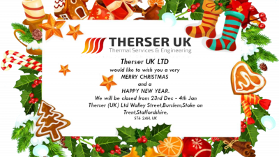 Merry Christmas From Therser UK