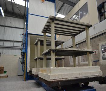 Kiln Manufacturers Roller Kilns Shuttle Kilns Ceramic
